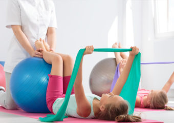 Manual Osteopathic Therapy in Children and Infants
