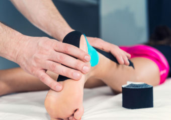 Sportosteosteopathische Techniken